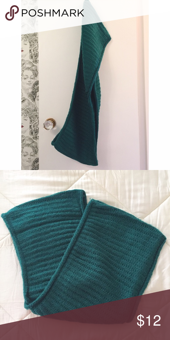 """teal infinity scarf teal infinity scarf 
