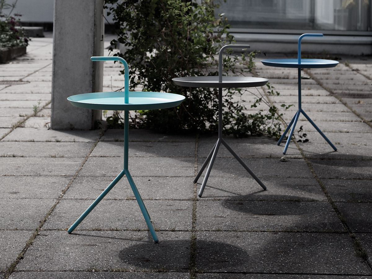 Hay Dlm Bijzettafeltje : Dlm side table by hay really well made really well made side