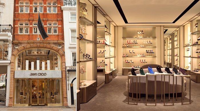f433bd73888 jimmy choo new bond street store - Google Search | Wedding shoes
