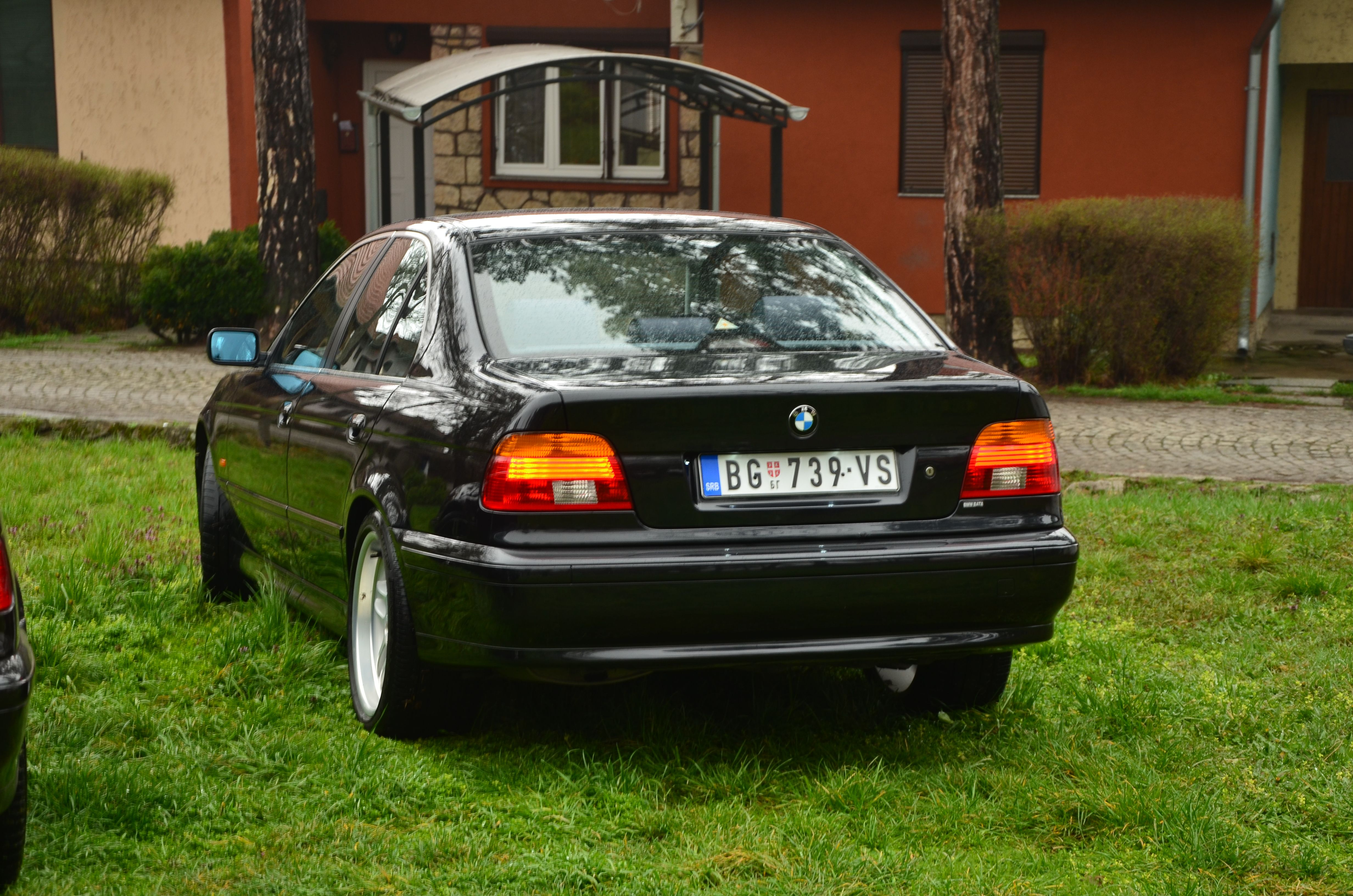 BMW e39 Clean stance 15.03.2014.