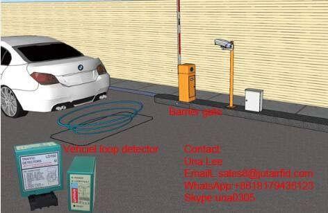 Loop Detector Price Is Usd38 Single Loop Detector Voltage Is 12 24vadc 100 240vac Detector