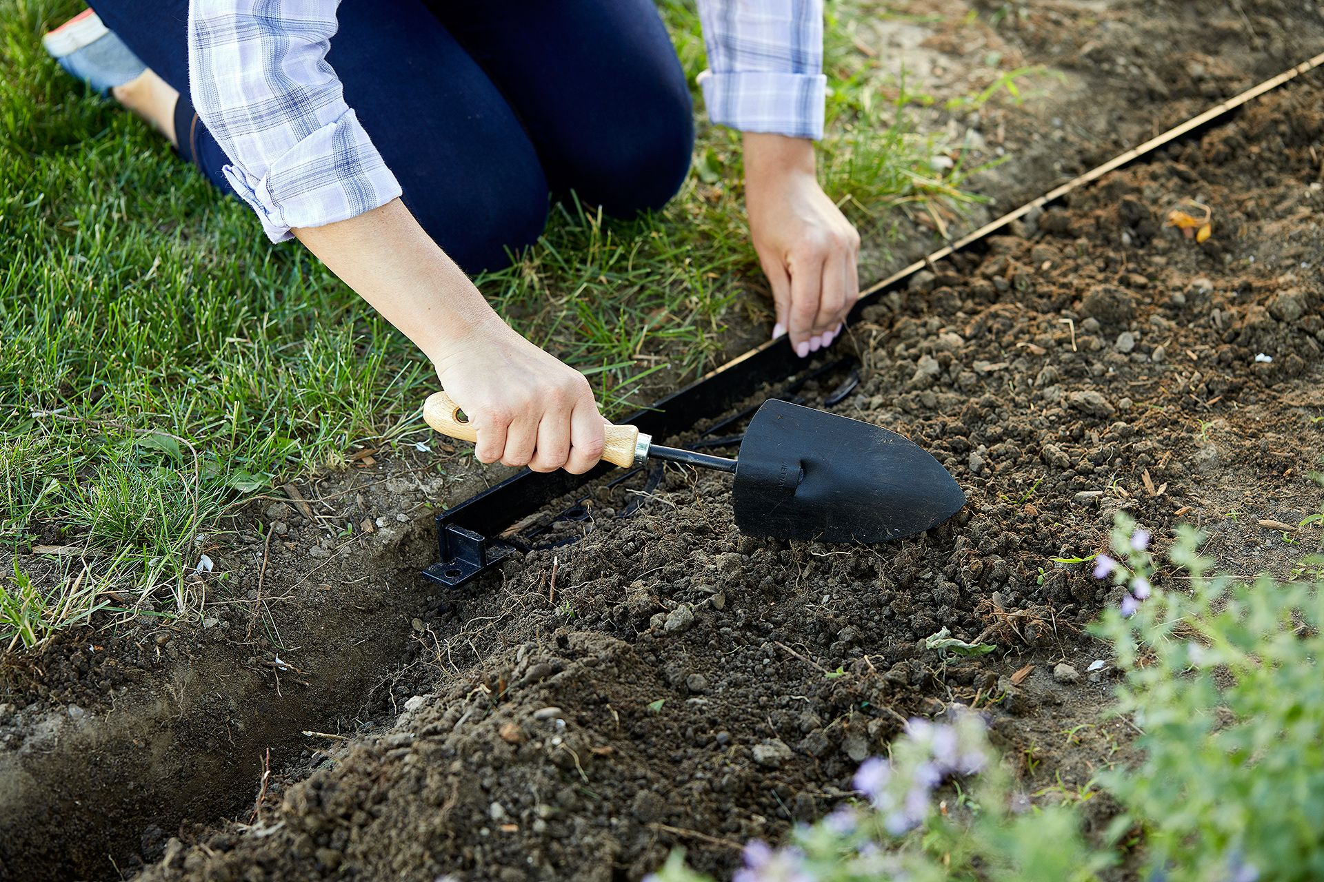 A little landscaping can go a long way toward making your