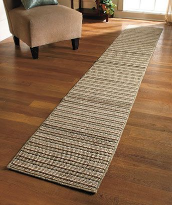 Extra Long Nonslip Striped Runners In 2019 Long Rug