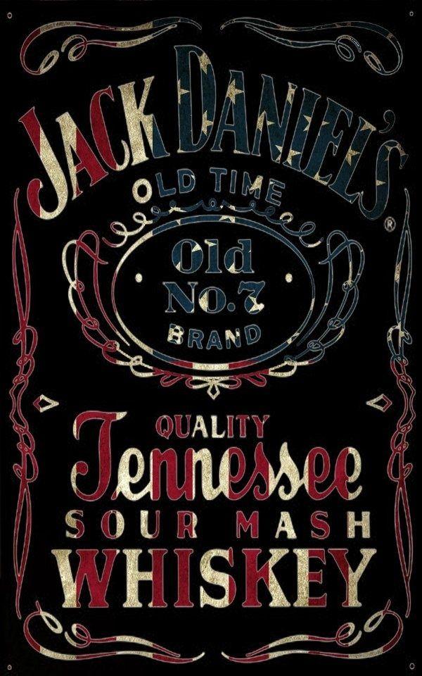 Bien-aimé Jack Daniels by Justeen Ferguson, via Behance | Products I Love  SK52