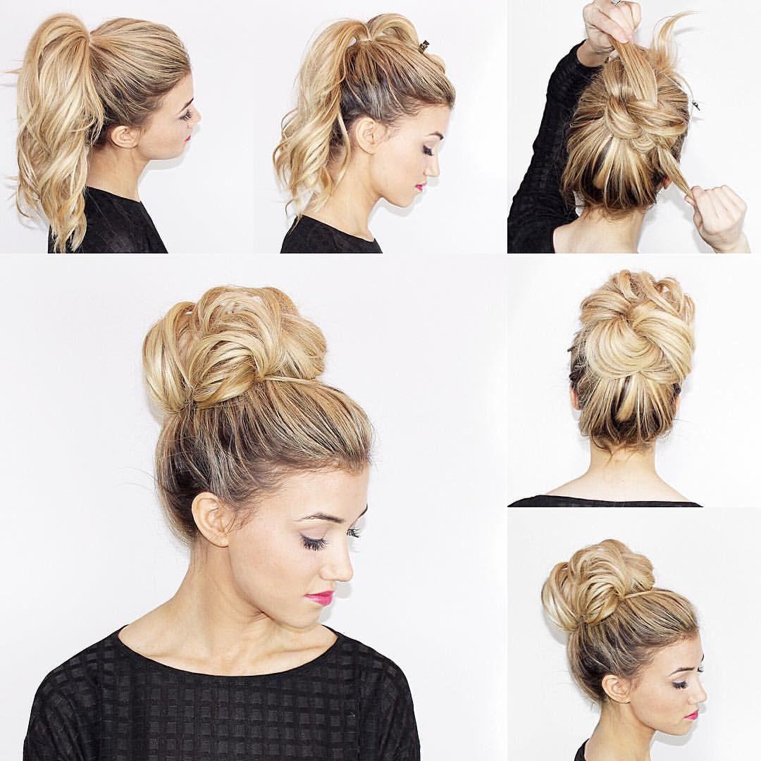 Pin By JillianWoj On Hairstyling In 2019