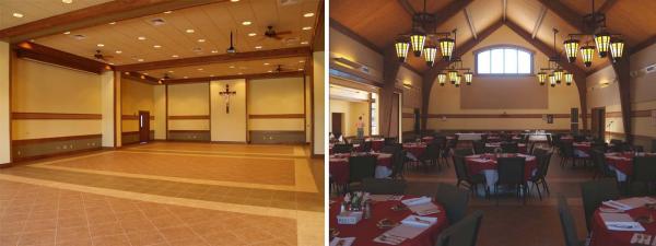 Multipurpose Hall Spiritual Renewal Center Victoria TX