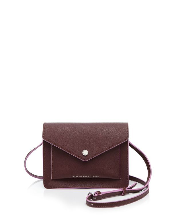 Marc By Marc Jacobs Crossbody - Metropoli Saffiano