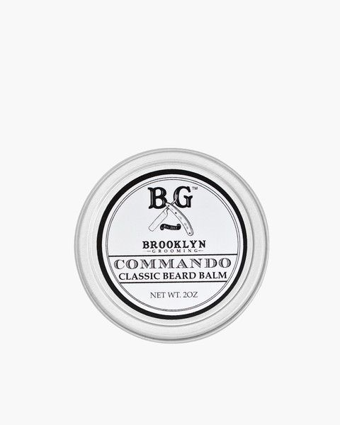Commando Beard Balm von Brooklyn Grooming