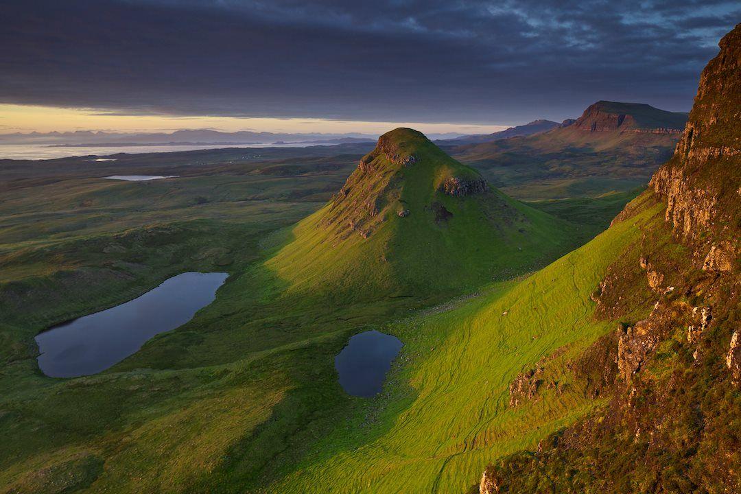 Cleat - Isle of Skye | British countryside, Scottish