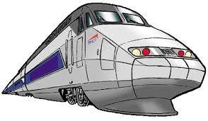 Coloriage Train Tgv A Imprimer Recherche Google Clem