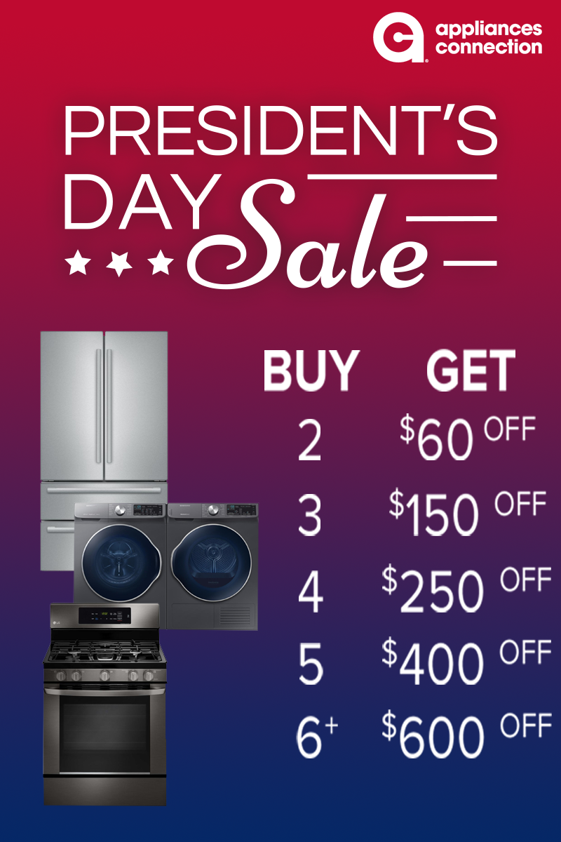 Buy More Save More On Select Appliances With Appliances
