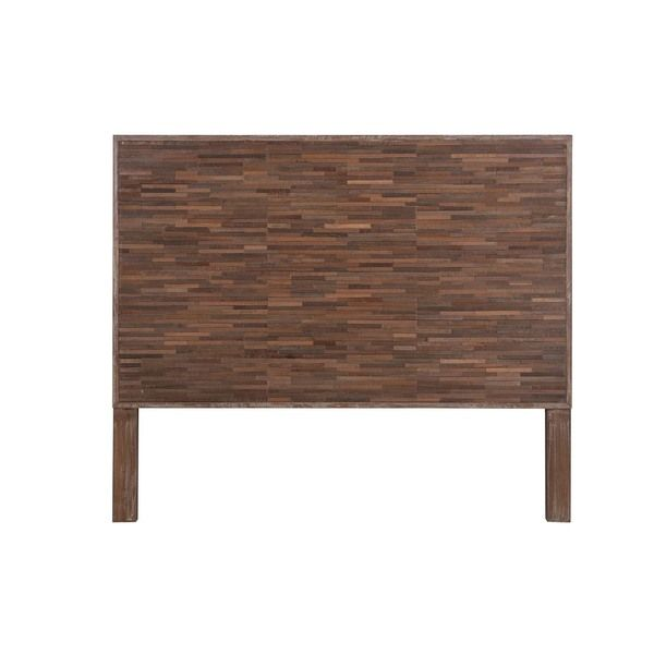 Haswell Natural Traditional Maurice Queen Headboard Wood Headboard Queen Headboard Headboard