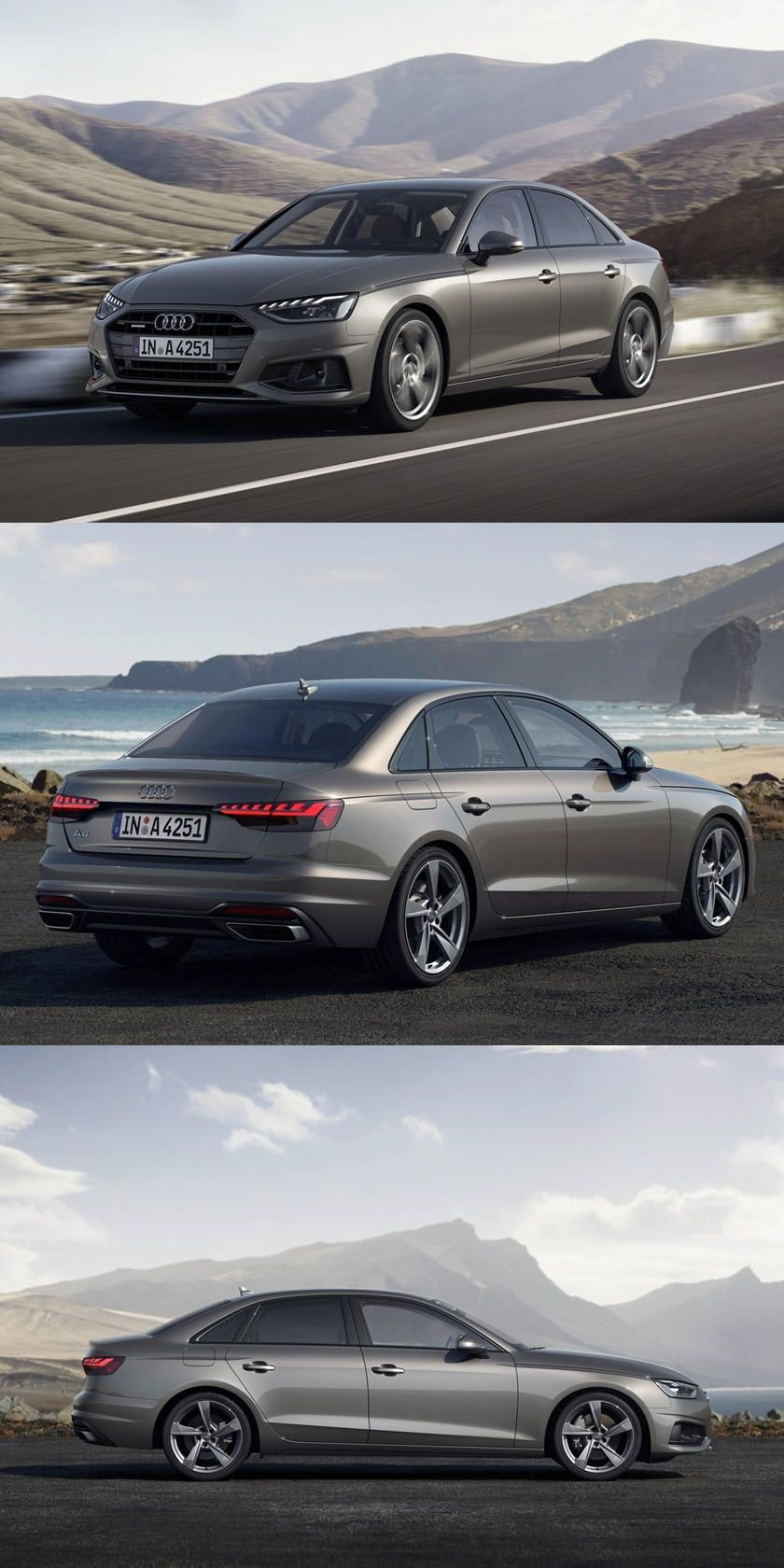 2020 Audi A4 Pricing Announced Surprisingly The Starting Price Is Lower Than The 2019 Model In 2020 Audi A4 Price Audi Audi A4