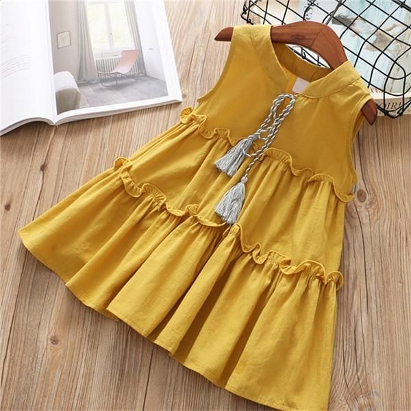 Cool, Simple Summer Dress