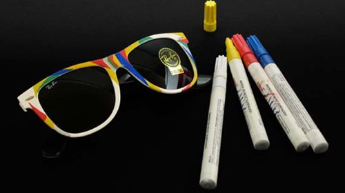 85199c4895e Ray Ban Wayfarer Colorize Kit