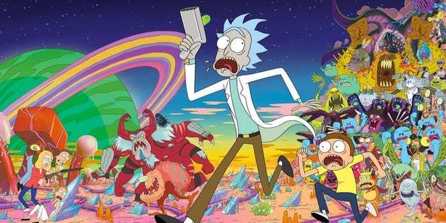 Download Rick And Morty Season 1 Season 2 And Season 3 For Offline Watching Rickandmorty Rick And Morty Characters Rick And Morty Season Watch Rick And Morty