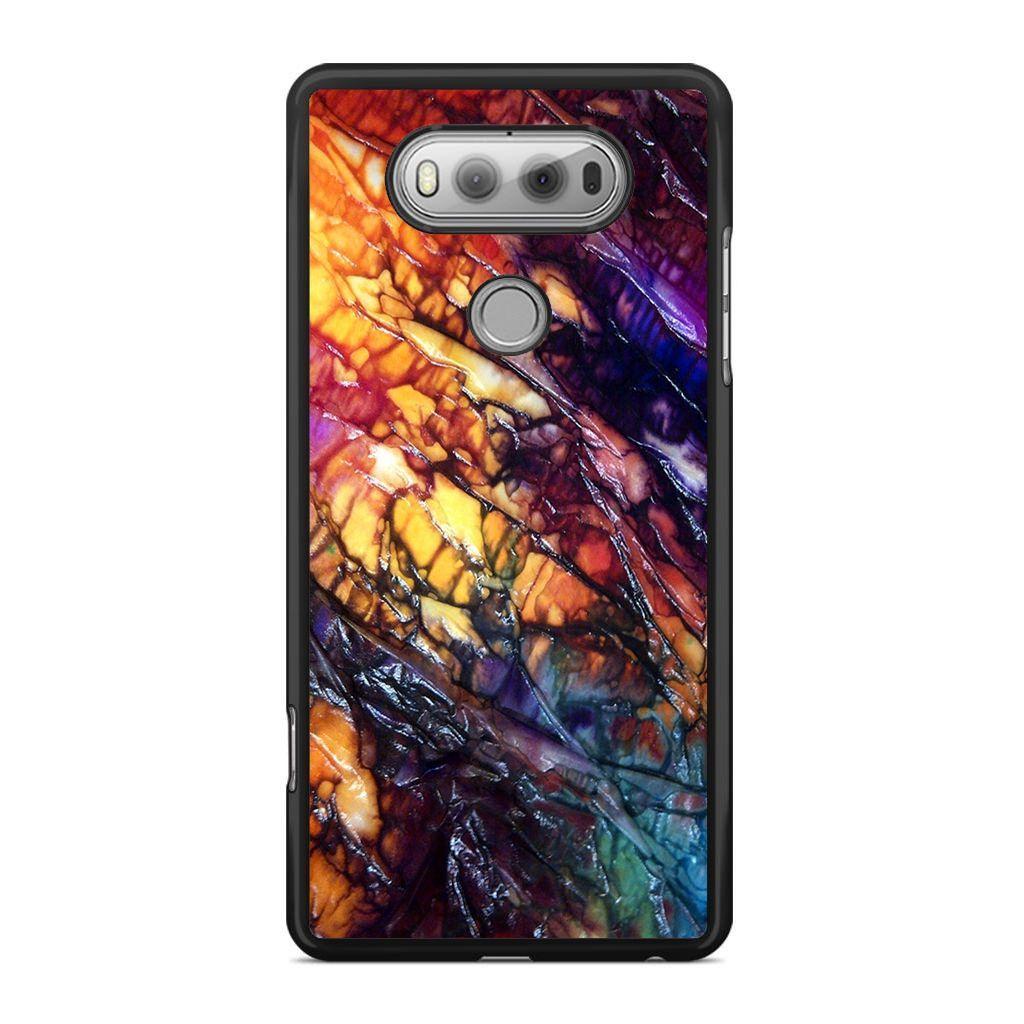 Rainbow color stone lg v20 case phone cases samsung