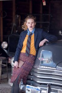 Doubleplay Skirt Crochet Pattern
