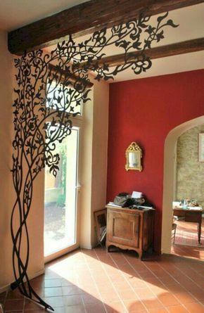 45 Inspiring Partition Apartment Ideas Metal Room Divider Home
