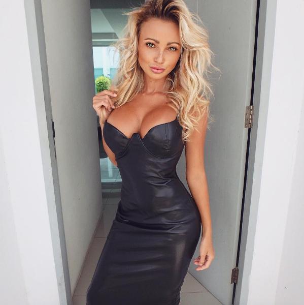 Australia para el mundo Abby Dowse y su sexy Instagram
