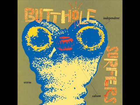 Butthole Surfers-Some Dispute over T-Shirt Sales - YouTube