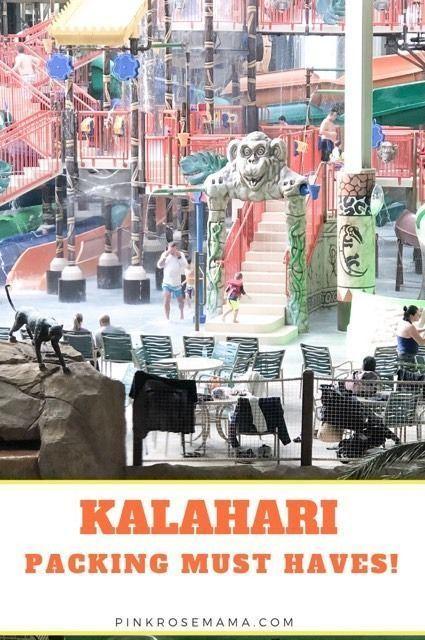Family Fun At Kalahari Resort In 2020