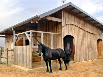 pferdestall pony houses pinterest horses stables und horse stables. Black Bedroom Furniture Sets. Home Design Ideas