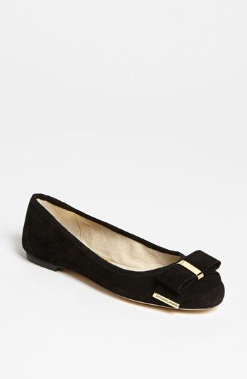 52151076a20 I saw these in person and fell in love! MICHAEL Michael Kors  Delphine   Ballet Flat