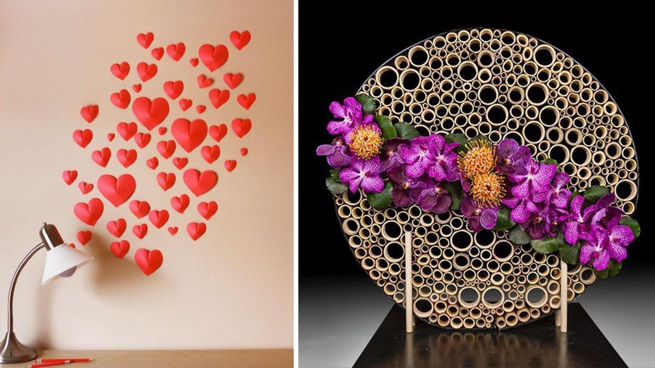 Home Decorating Ideas Handmade Craft Ideas For Decoration Handmade Crafts Crafts Decor