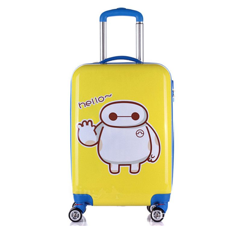 The new Paul Frank Character Suitcase - http://kidsdotravel.co.uk ...