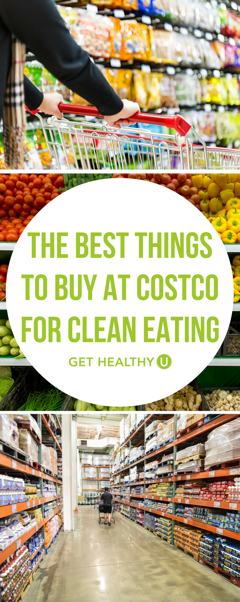 36 Best Healthy Foods To Buy At Costco Healthy shopping