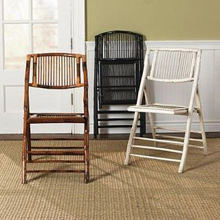 Found It! Gossip Girl Bamboo Folding Chairs | POPSUGAR Home