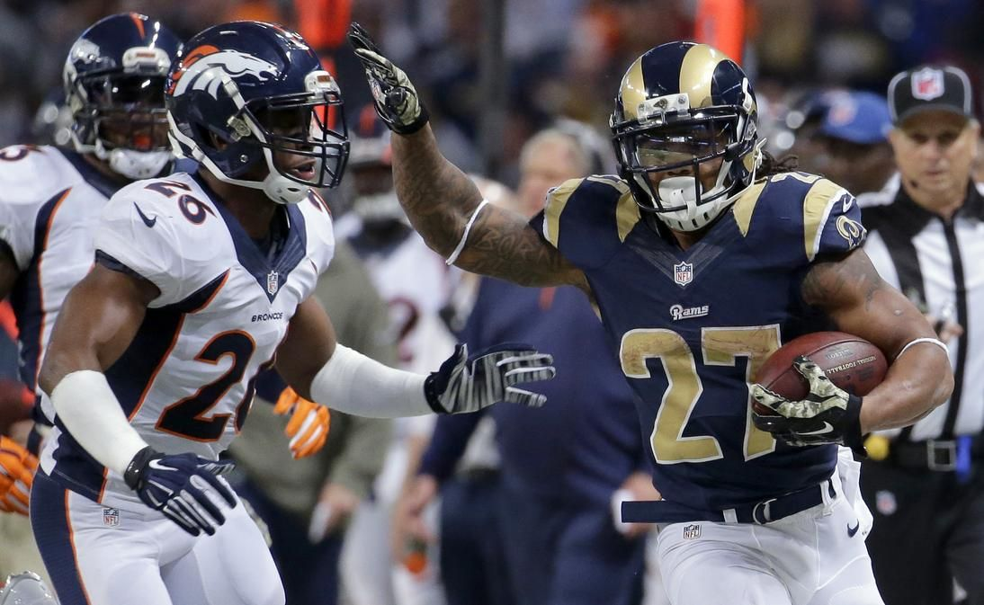 Rams pull off big upset, upend Broncos Broncos, Nfl