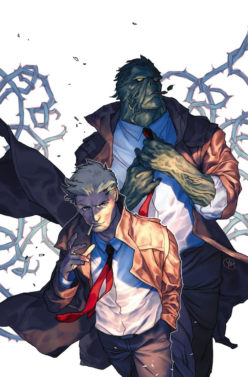 DC COMICS FULL NOVEMBER 2016 Solicitations | Newsarama.com #swampthing