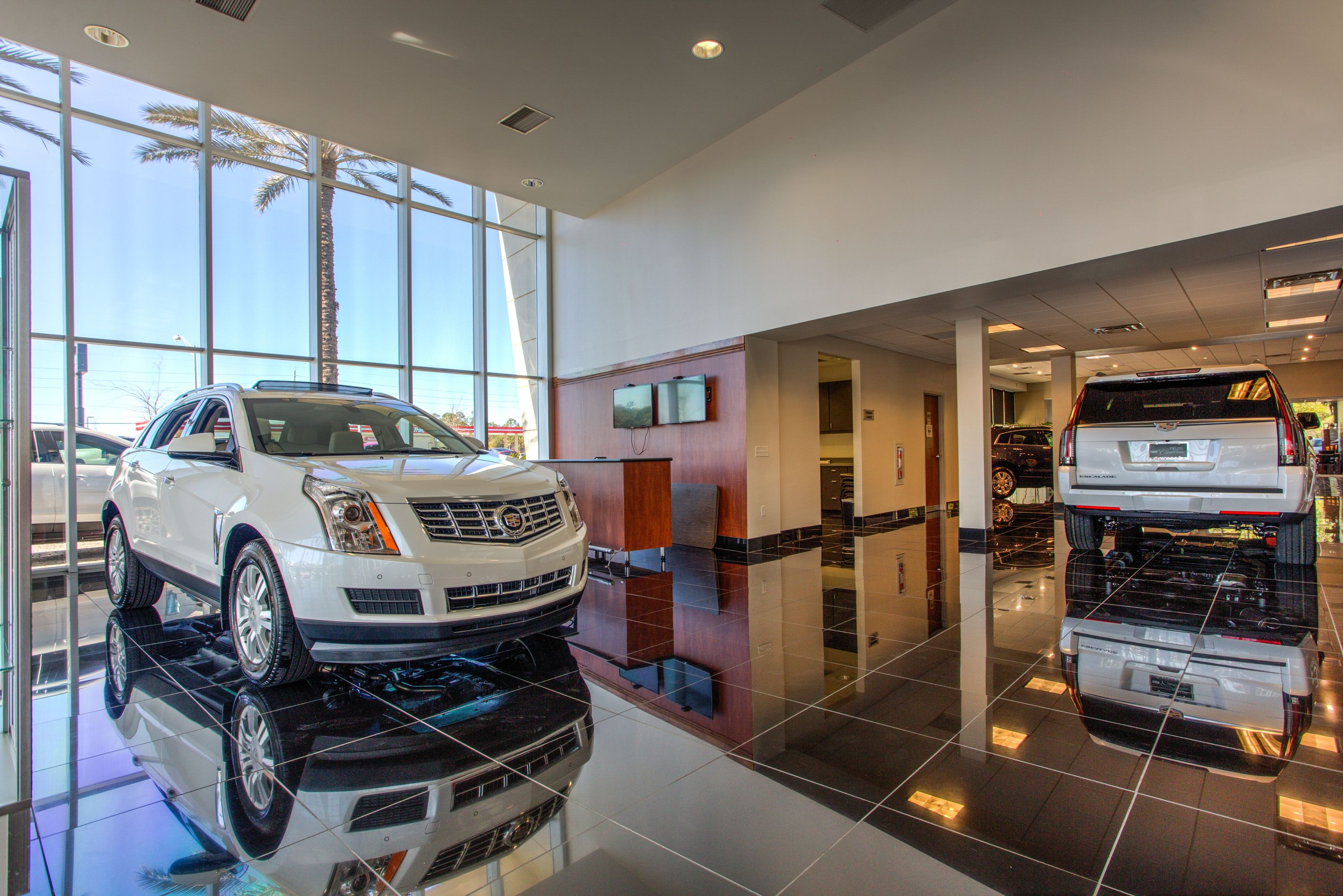 james black pre owned model quality of remodel cadillac dealership late showroom ebensburg ft pa