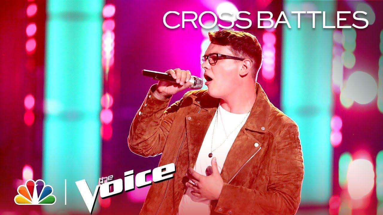 "Andrew Jannakos ""Yours"" The Voice Cross Battles 2019"