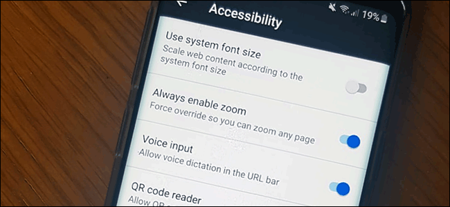How to Make Website Text Larger on Android Website