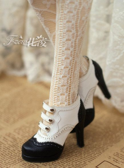 bjd doll shoessd13/sd16 shoes Vintage British by FlowerZero | Small ...