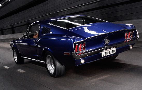 Mustang Fastback Ugh That Rear End Gorgeous