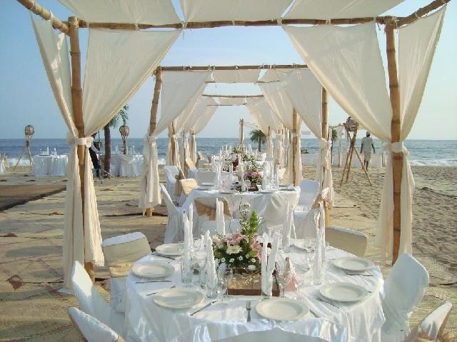 Decoracion playa acapulco eventos bodas y xv a os en la - Decoracion boda playa ...