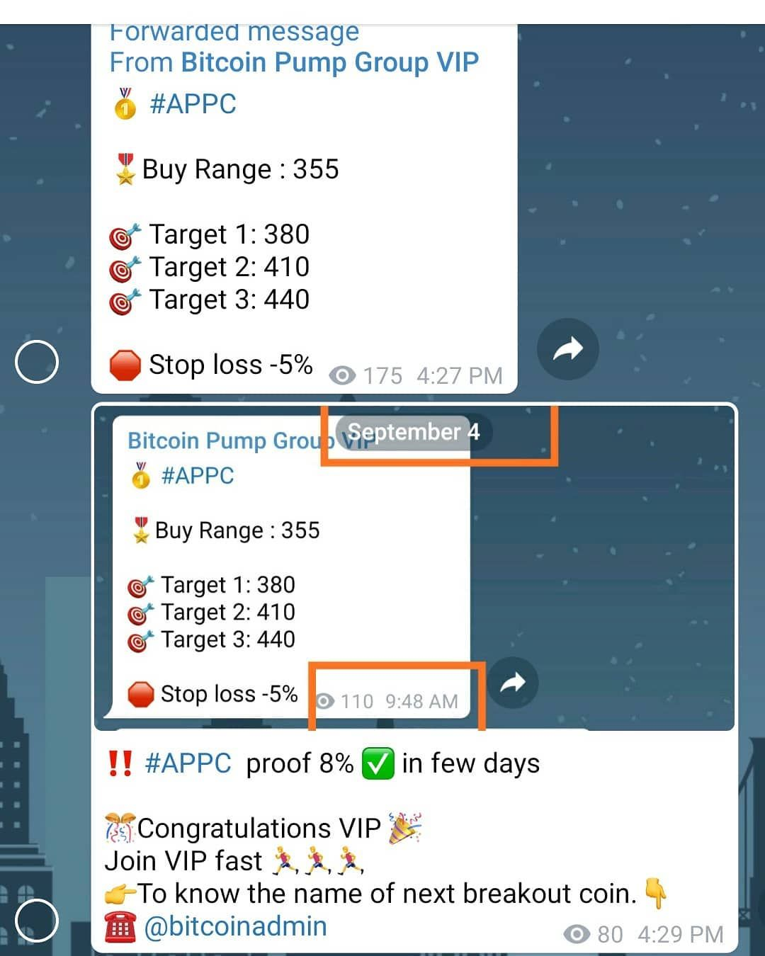 cryptocurrency channels telegram that i can post on