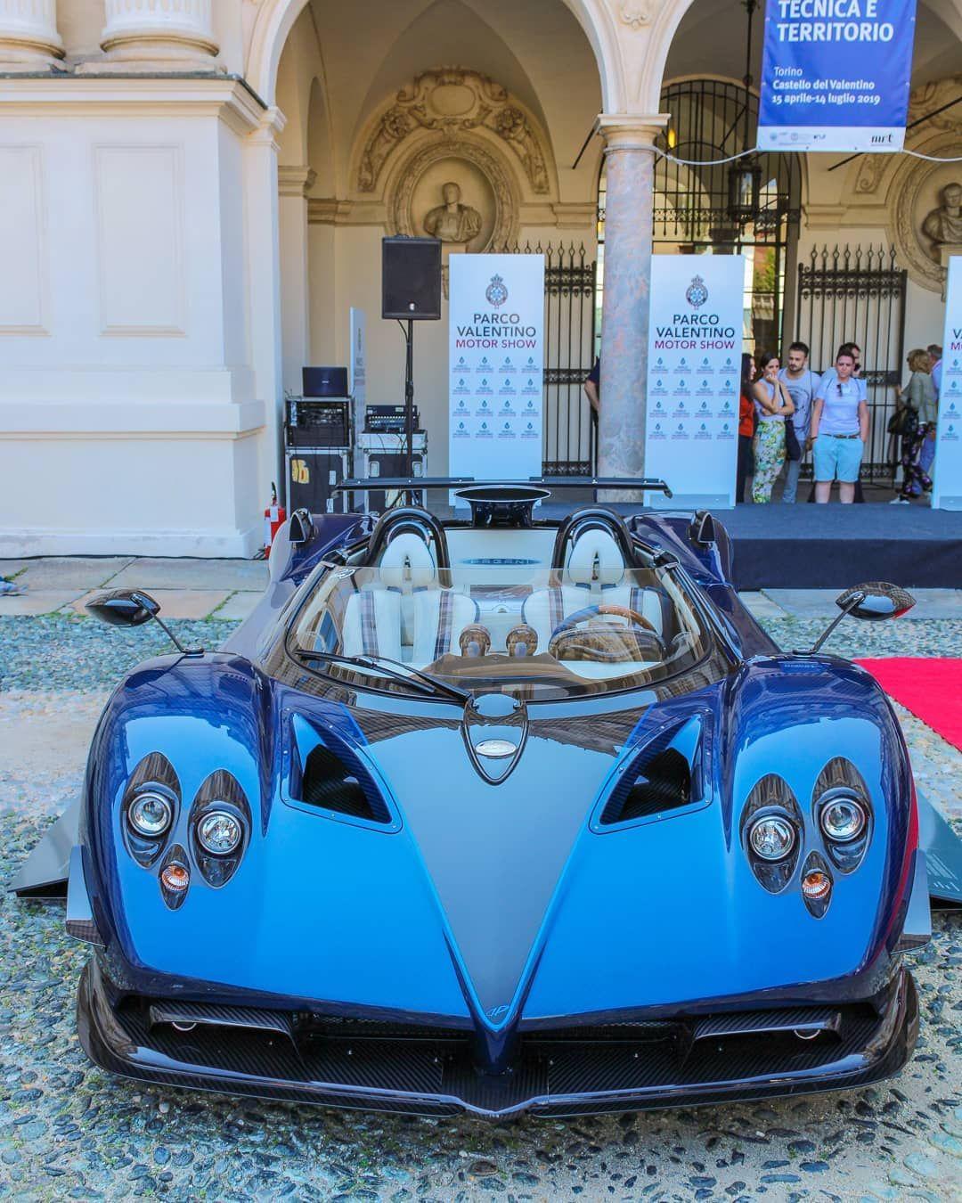 Pagani Zonda Hp Barchetta Pagani Super Luxury Cars Pagani Zonda
