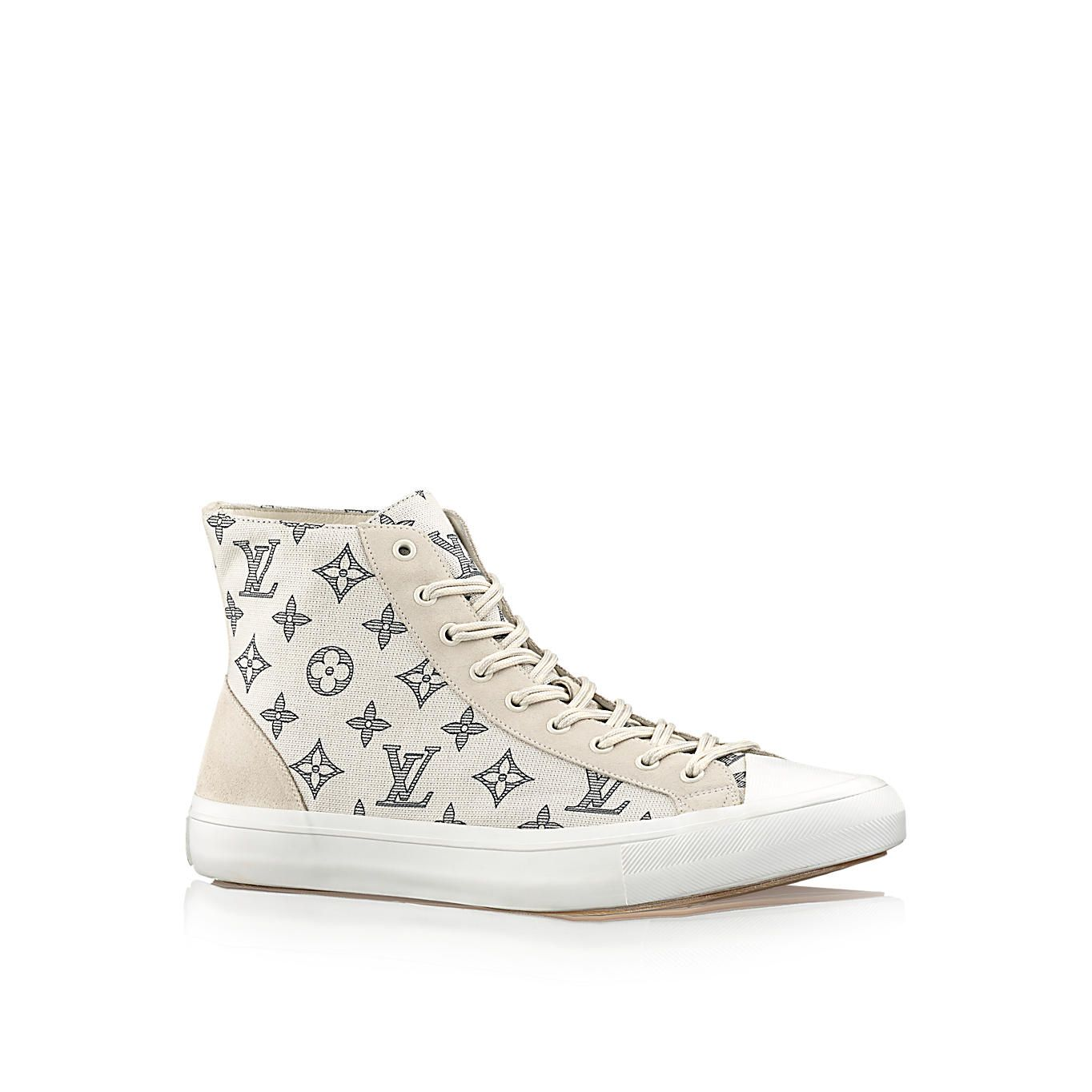 a17ca078d353 Tattoo Sneaker Boot in Men s Fashion Shows collections by Louis Vuitton