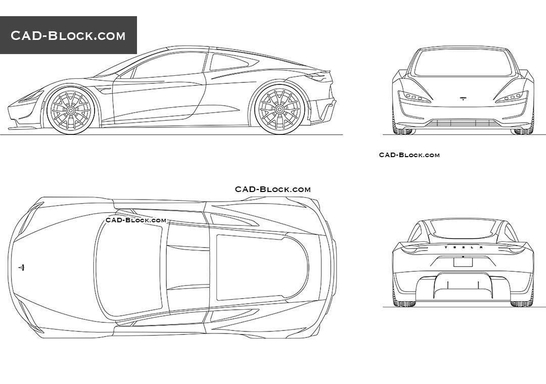 Tesla Roadster 2020 Tesla Roadster Roadsters Tesla