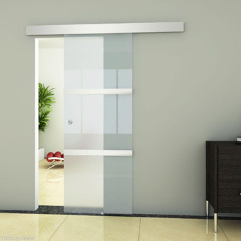 Details about modern internal glass interior sliding door - Living room sliding doors interior ...