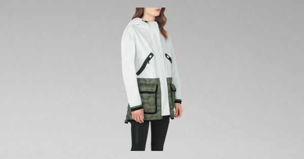 Womenu0027s UAS Formation Parka Parka, Chilly weather and Armours