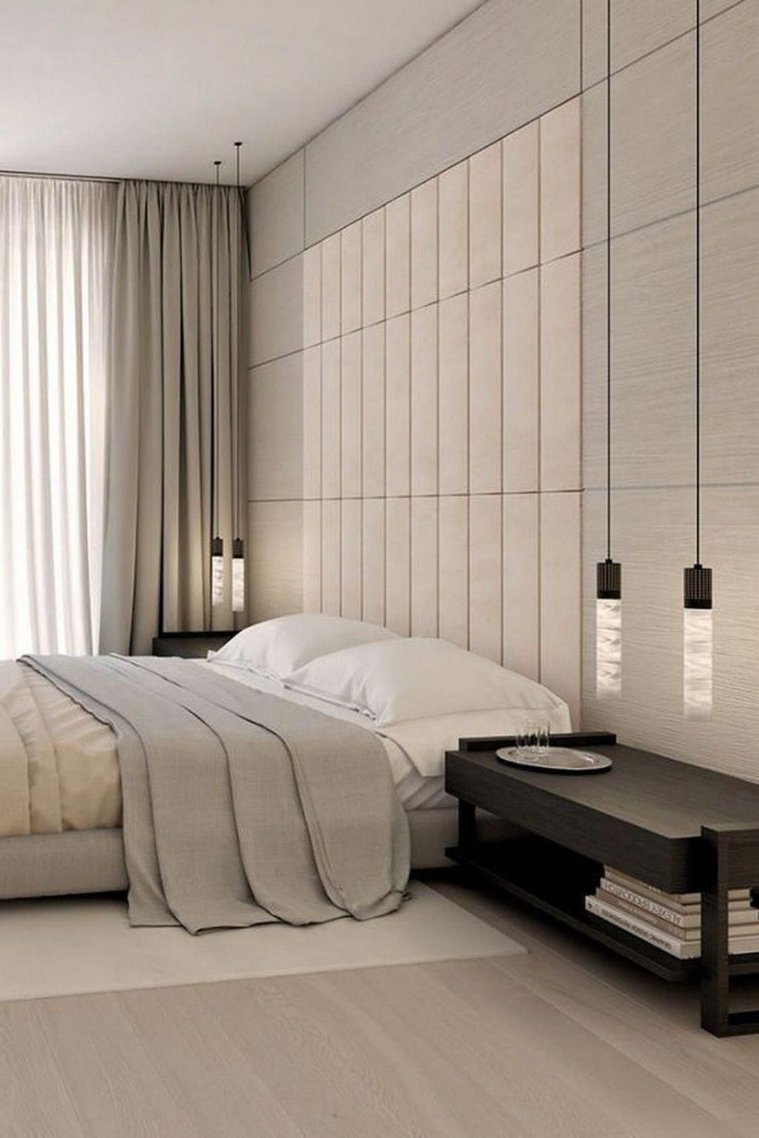 ModernHomeDecorInteriorDesign Modern master bedroom