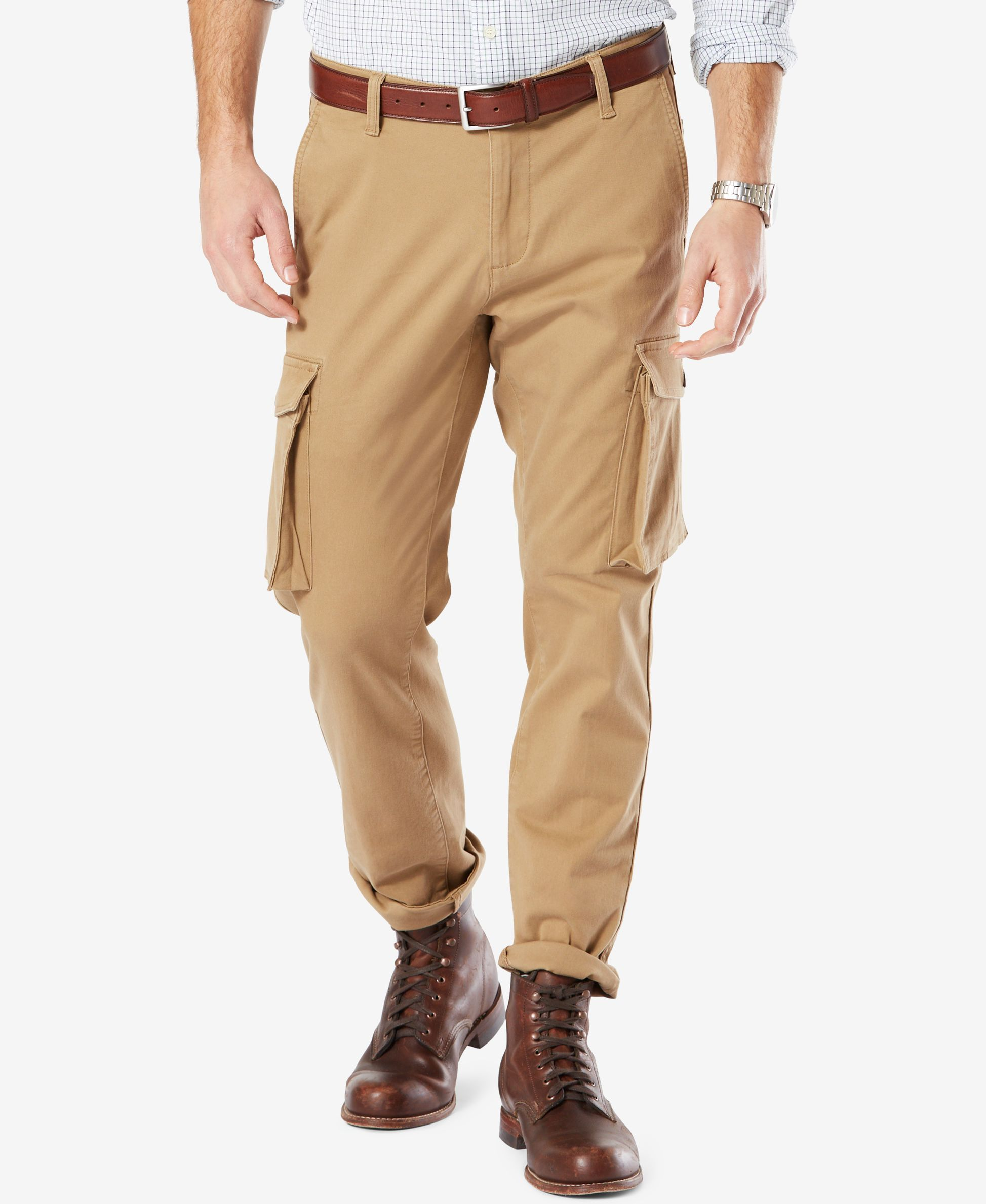 Dockers® Men's Stretch Athletic Fit Cargo Pants | Shops, Fit and ...
