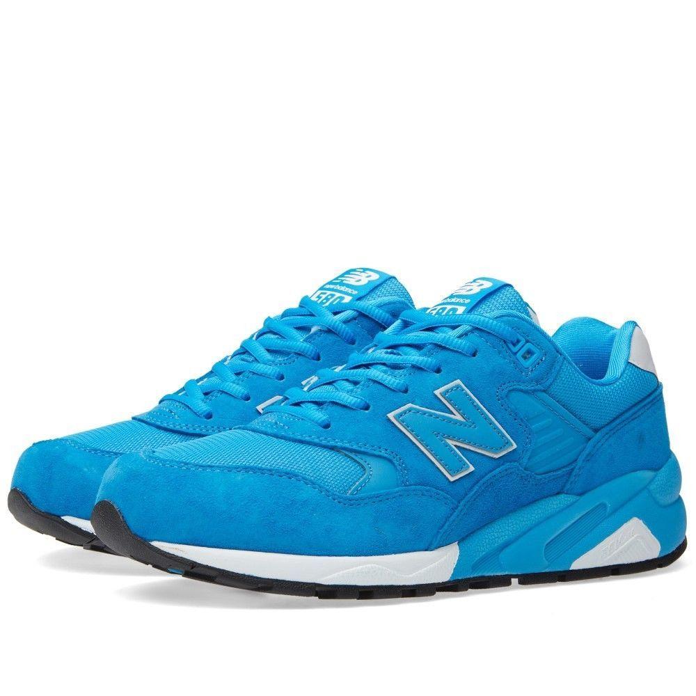 huge discount 1a76a b0a35 NEW BALANCE MRT580DN COLOUR BLOCK BRIGHT BLUE SNEAKER