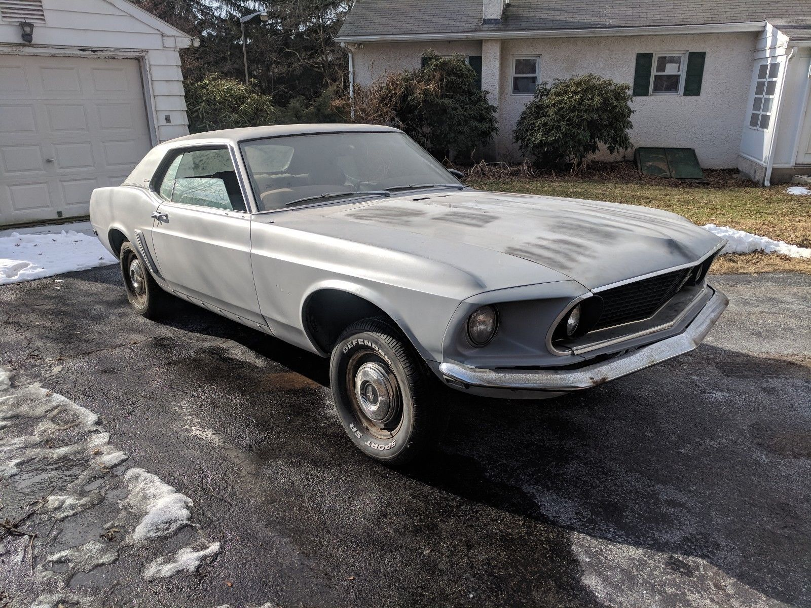 Ebay 1969 ford mustang 1969 ford mustang grande fordmustang ford
